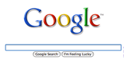 Google has good web design in making the search field prominent
