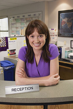 Your Receptionist Might Be Your Most Important Employee