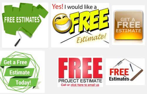 No One Cares about Free Estimates